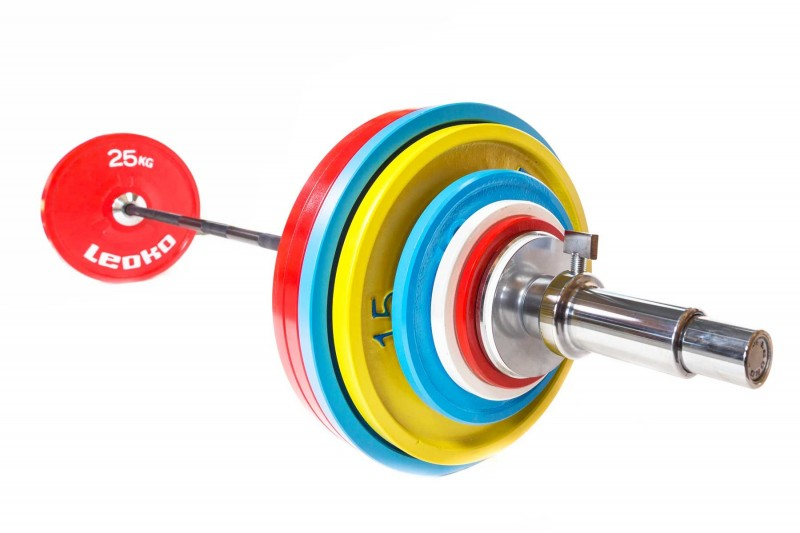 LEOKO Powerlifting Set 182.5  kg IPF approved